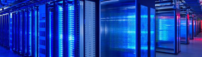 Data Center, Energy efficiency and monitoring